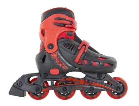 SFR Adjustable Inline Skates Size 3-6