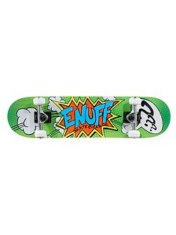 Mini Skateboard - Green