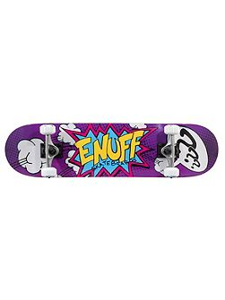 Mini Skateboard - Purple
