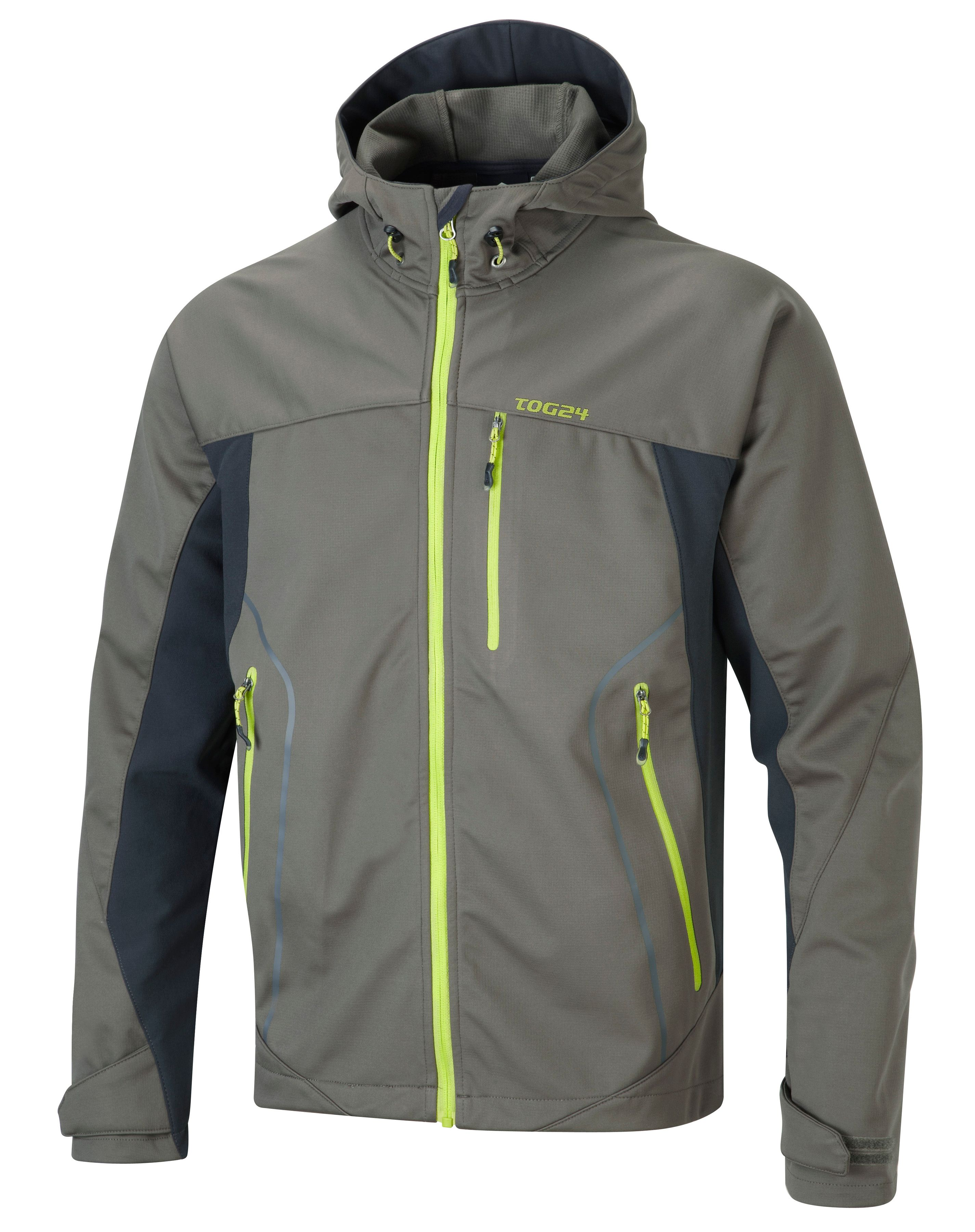 Faro TCZ softshell hooded jacket