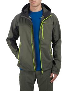 Tog 24 Faro TCZ softshell hooded jacket