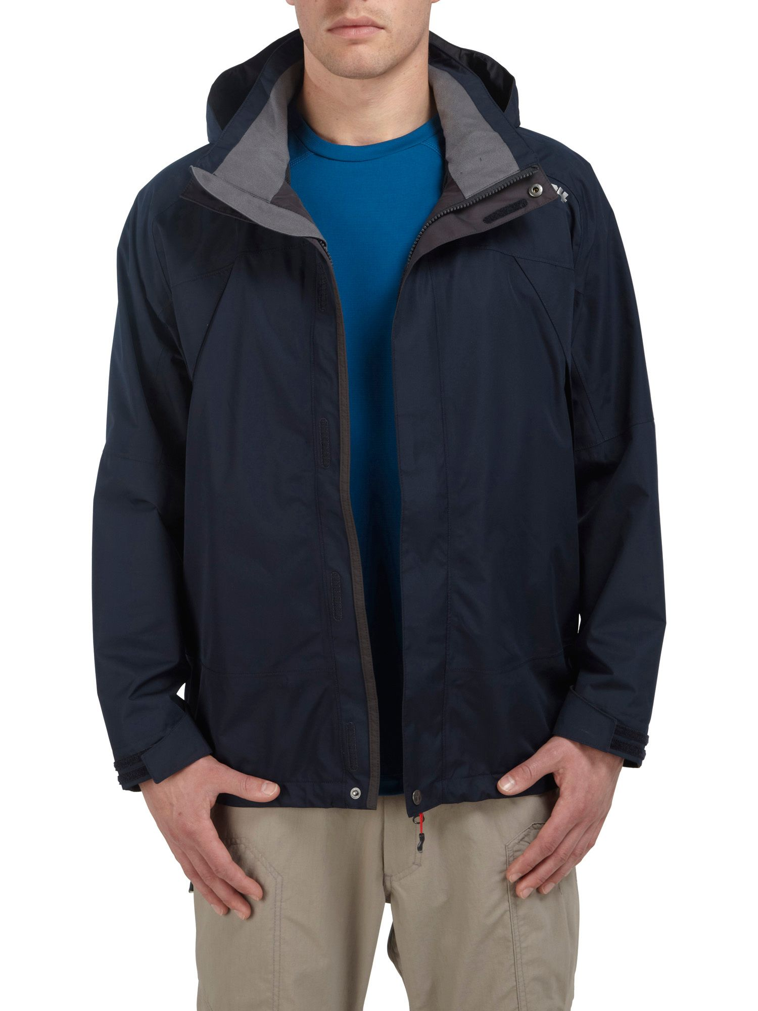 Dylon II cocona hooded jacket