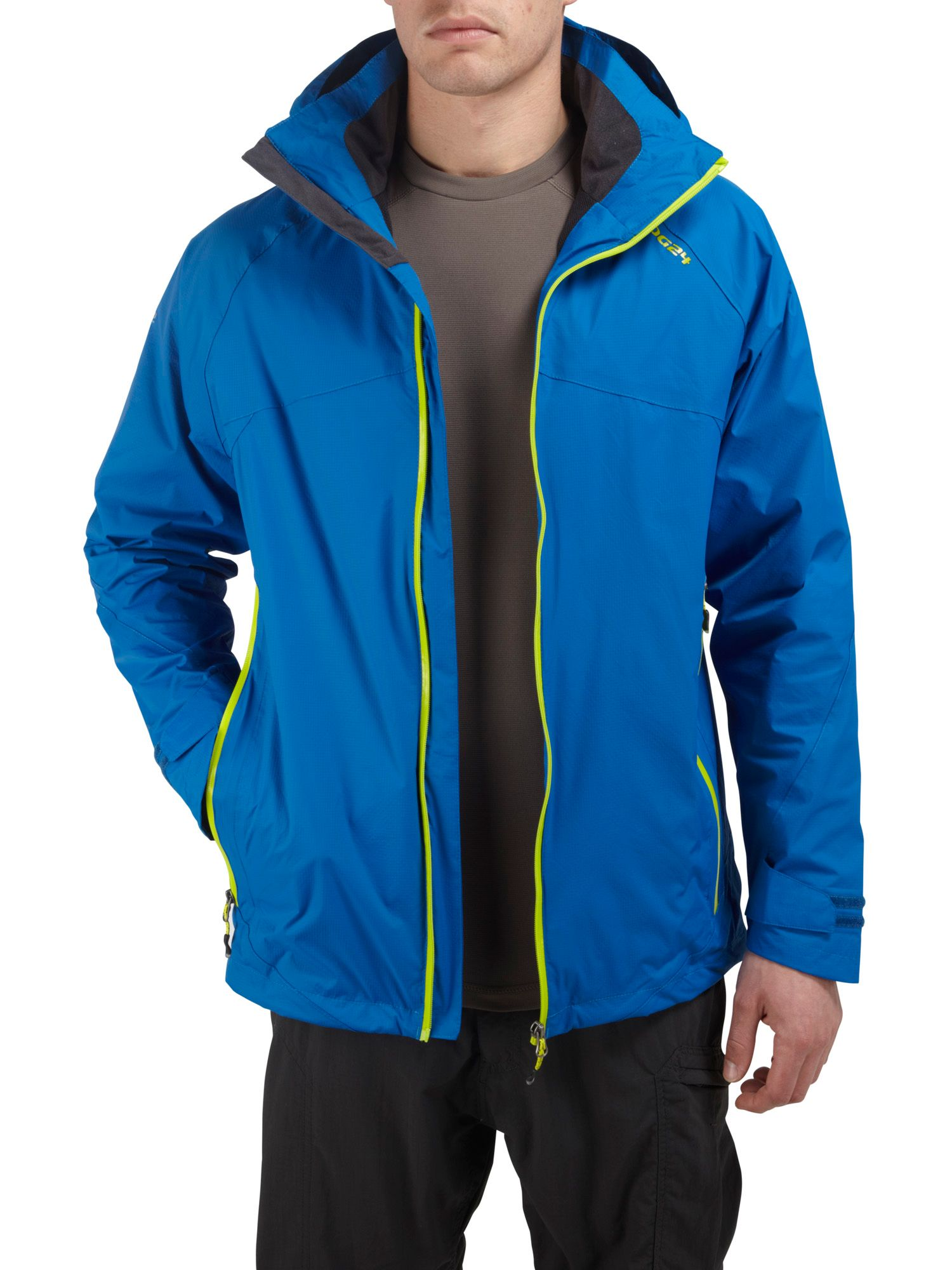 Atom milatex windbreaker hooded jacket