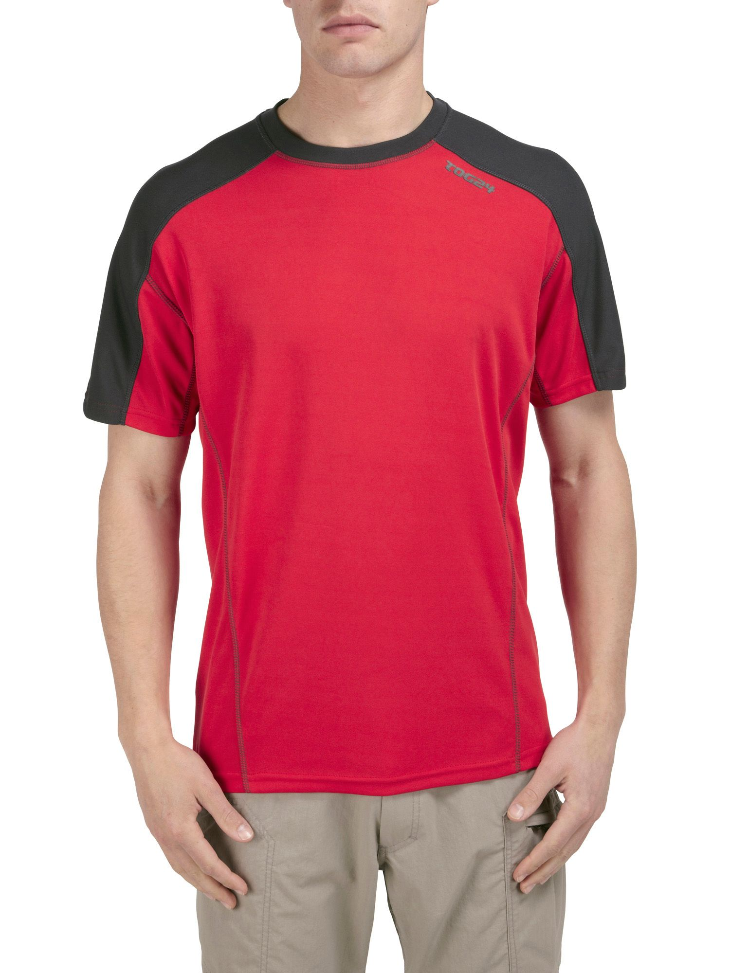 Bolt TCZ tech short sleeve t-shirt