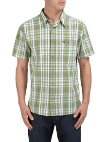 Avon II check short sleeve shirt
