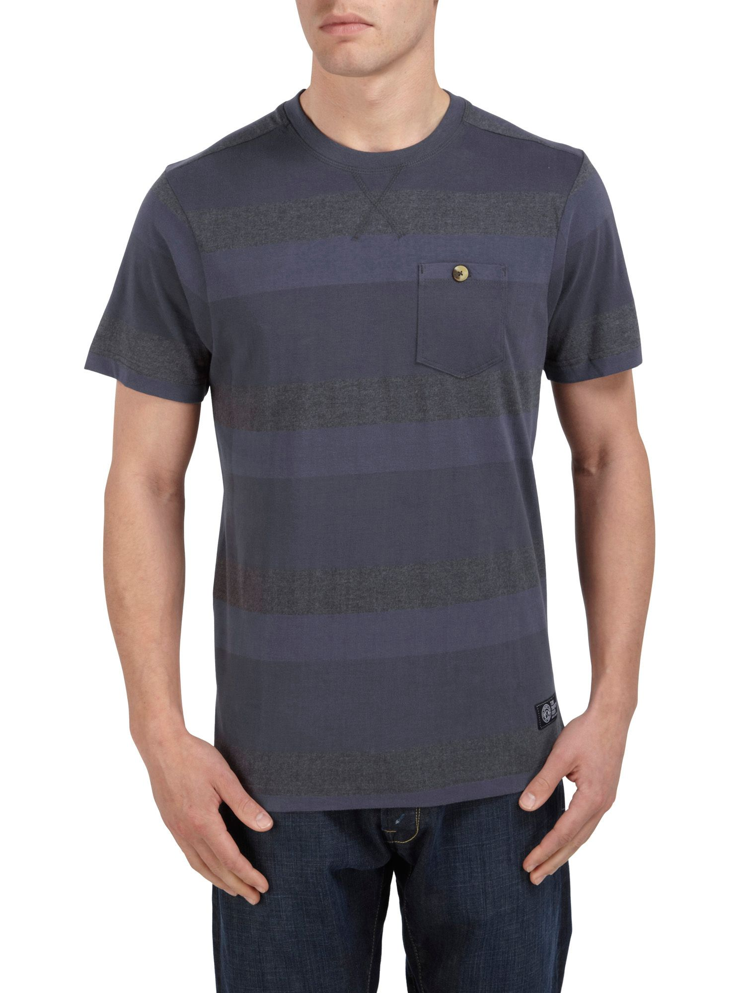 Brindisi stripe short sleeve t-shirt