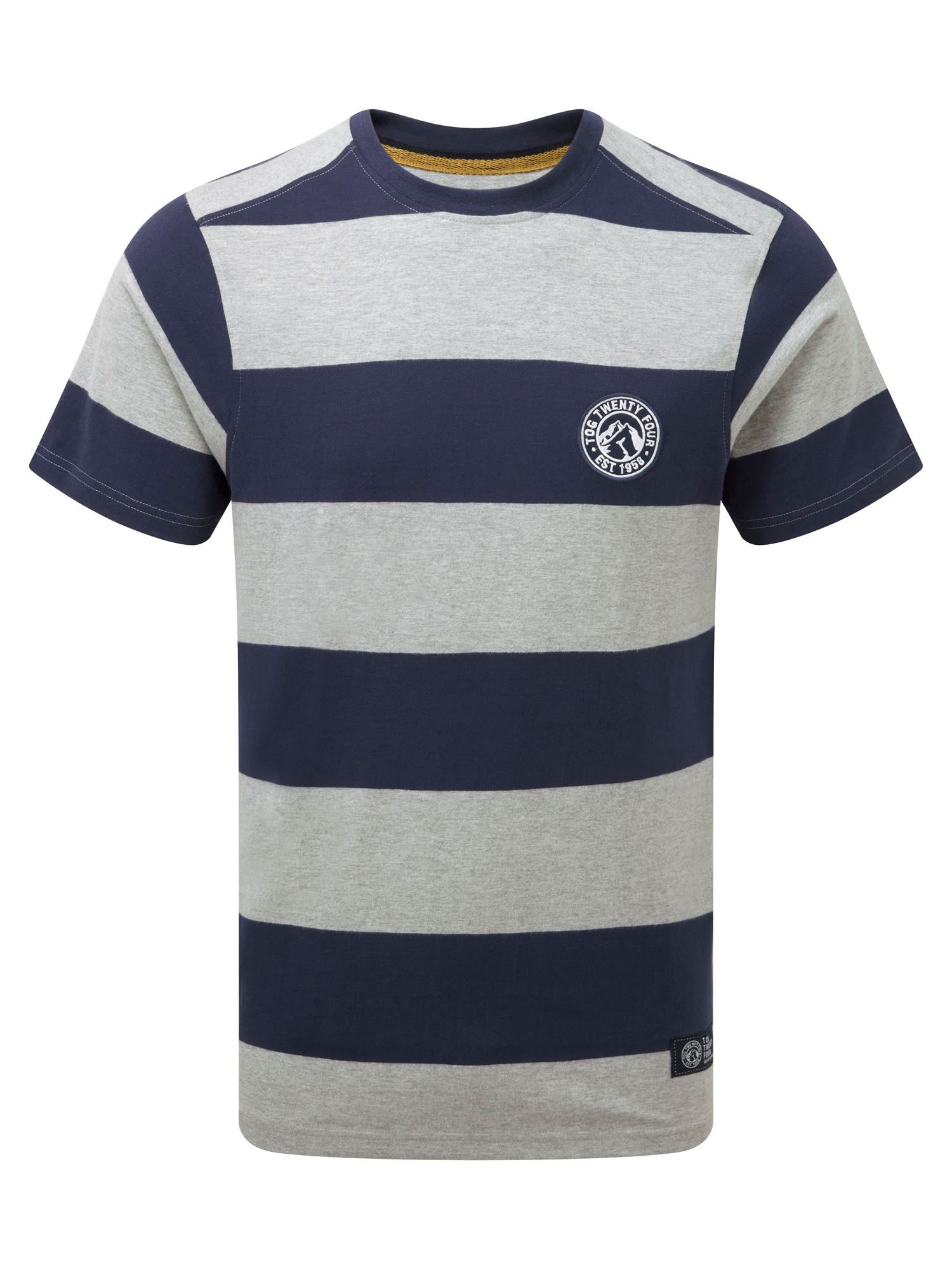 Mercury stripe short sleeve t-shirt