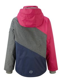 Girls doodle milatex jacket
