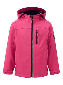 Boys Freedom TCZ softshell jacket