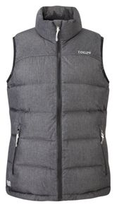 Lapaz ladies down gilet