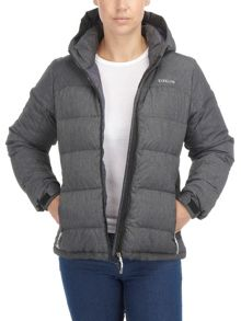 Lapaz ladies down jacket