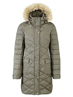 Venezia womens down jacket