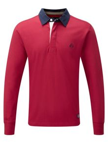 Tog 24 Eton mens plain rugby shirt