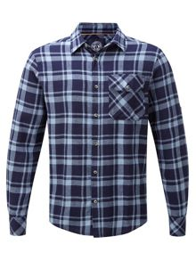 Timber mens TCZ cotton shirt