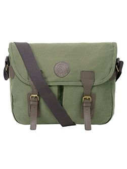 Banbury Canvas Satchel