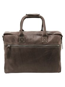 Burford Leather Holdall