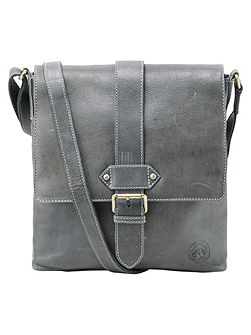 Henley Leather Shoulder Bag