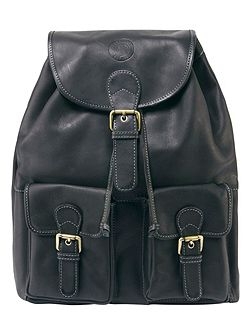 Arundel Leather Rucksack
