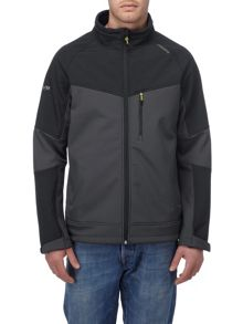 Tog 24 Casual Showerproof Reactor Full Zip Windbreaker