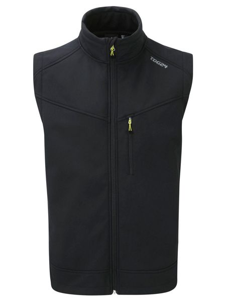 Tog 24 Reactor Casual Showerproof Full Zip Gilet