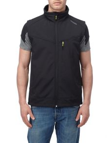Reactor Casual Showerproof Full Zip Gilet