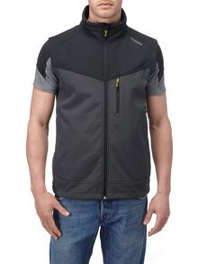 Tog 24 Casual Showerproof Reactor Full Zip Gilet
