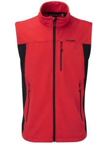 Tog 24 Orion Casual Showerproof Orion Full Zip Gilet