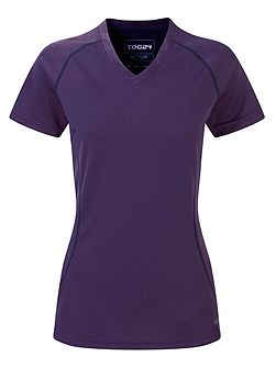Zola womens TCZ tech t-shirt