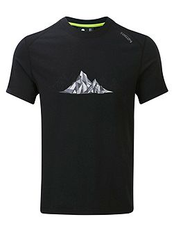 Vital Print Regular Fit T-Shirt