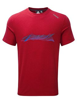 Vital mens TCZ cotton t-shirt