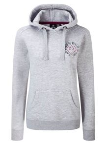 Burn womens hoodie run s