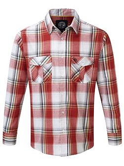 Cirrus Check Classic Fit Long Sleeve Classic Col