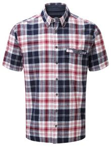 East Deluxe Classic Fit Short Sleeve Shirt