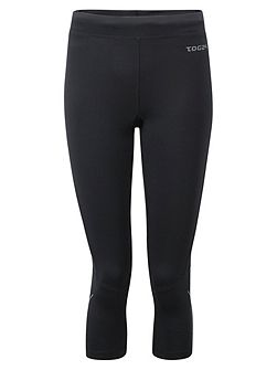Tempo womens TCZ stretch running tights
