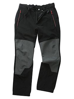 Venture mens TCZ softshell trousers