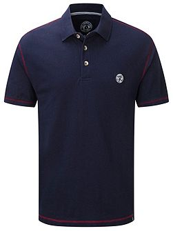 Holt Cotton Polo Shirt