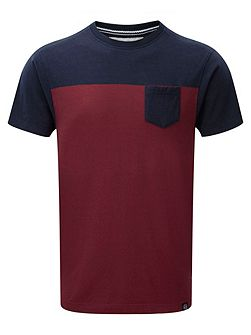 Abbott Plain Crew Neck Regular Fit T-Shirt
