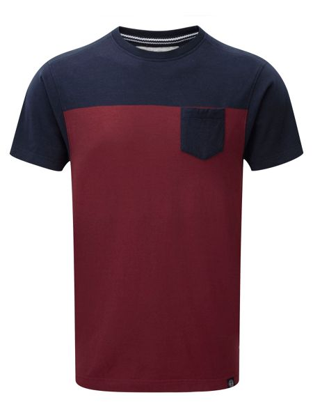 Tog 24 Abbott Plain Crew Neck Regular Fit T-Shirt