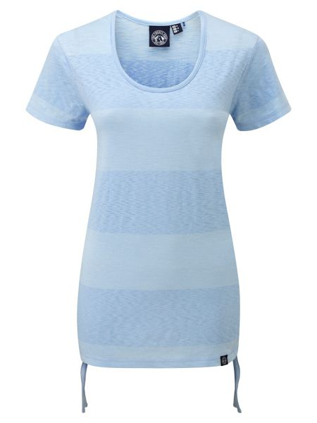 Tog 24 Supple stripe ladies t-shirt