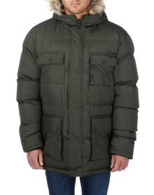 Platoon Mens TCZ Thermal Parka Jacket