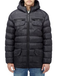 Republic mens TCZ thermal parka jacket