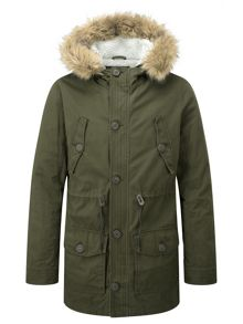 Tog 24 Harrier mens parka jacket