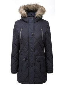 Tog 24 Bergamo womens TCZ thermal parka jacket