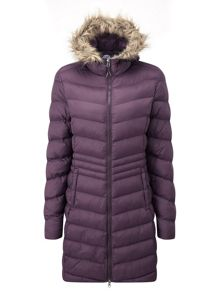 Silesia womens TCZ down feel jacket