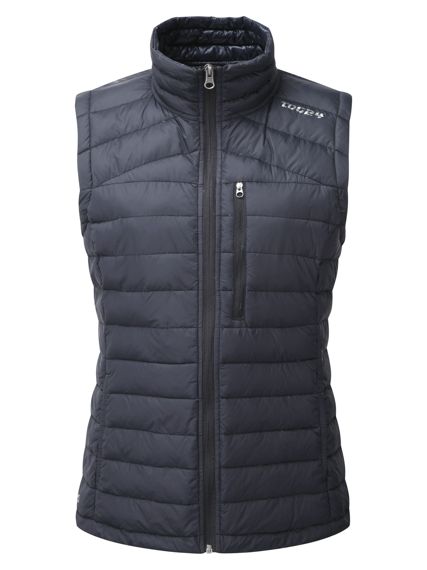 Tog 24 Zenith womens down gilet, Black