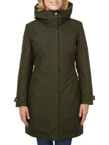 Milano womens milatex/down jacket