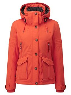 Torino womens milatex/down jacket