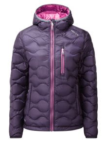 Montreal womens down jacket