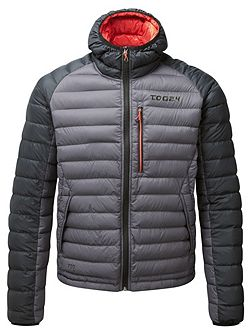 Solaris mens down jacket