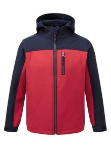 Tog 24 Boys: Freedom kids TCZ softshell jacket